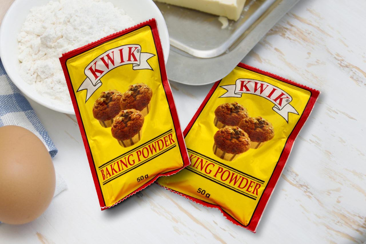 Kwik Baking Powder 50g Sachet